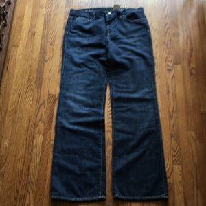 New J Crew Boy Straight Leg Jean 32R